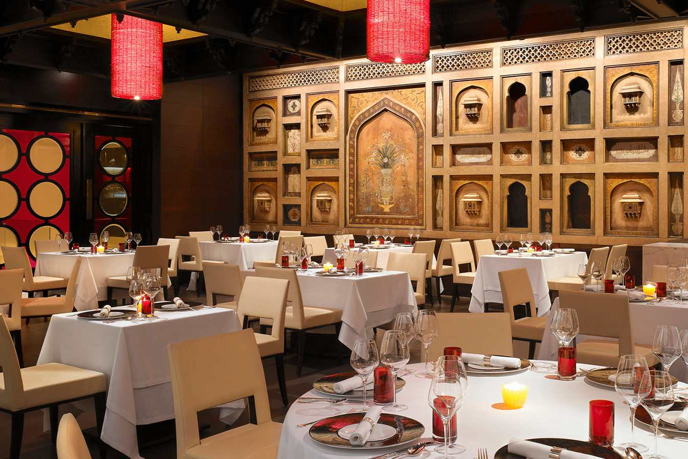 Famous drinks of Indian fine dining restaurants