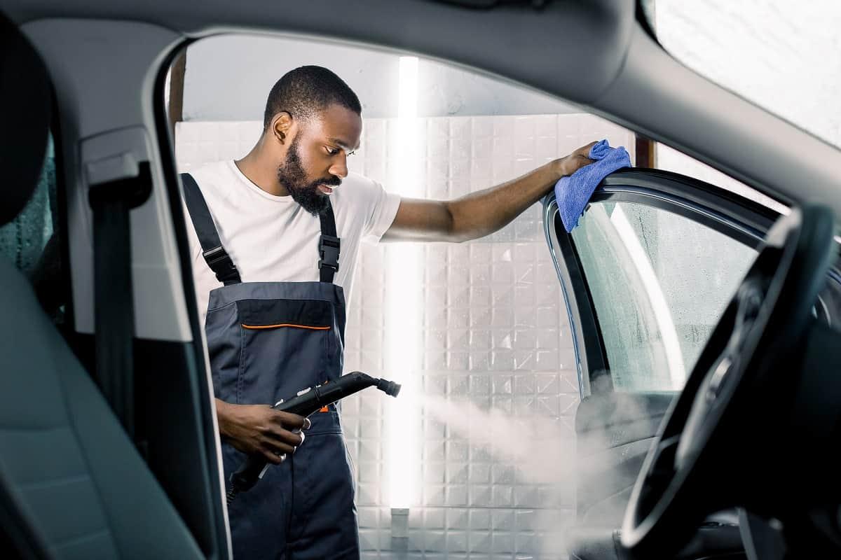 Starting car detailing business
