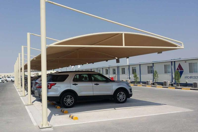 The experts' advice towards car parking shades